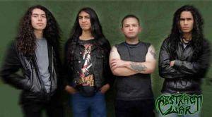 Abstract War, Bandas de Thrash Metal  de Bogotá.