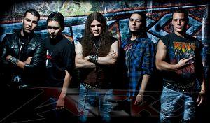 acero Bandas de Thrash Metal
