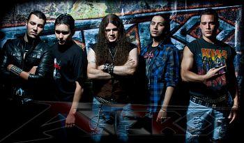 Acero, Bandas de Heavy Metal de Medellin.