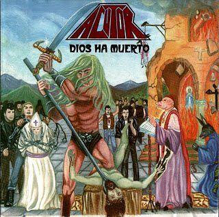 Acutor, Imagenes de Bandas de Metal & Rock Colombianas