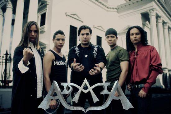 Adaia, Imagenes de Bandas de Metal & Rock Colombianas