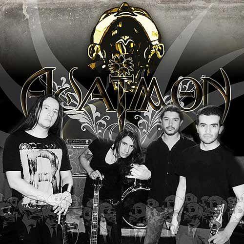 Adaimon, Imagenes de Bandas de Metal & Rock Colombianas