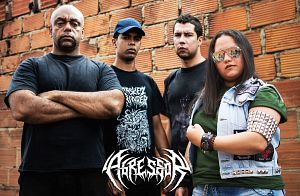agressor Bandas de Metal