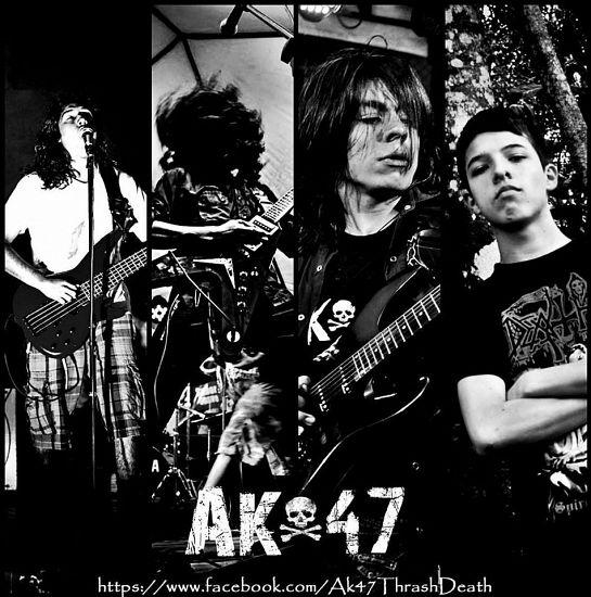 Ak 47, Imagenes de Bandas de Metal & Rock Colombianas