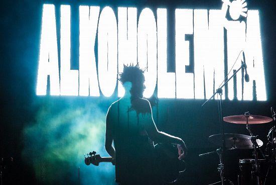Alkoholemia, Imagenes de Bandas de Metal & Rock Colombianas
