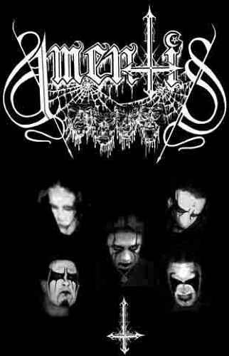 Amentis, Imagenes de Bandas de Metal & Rock Colombianas