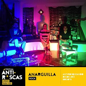 anarguilla Rock Bands From Colombia