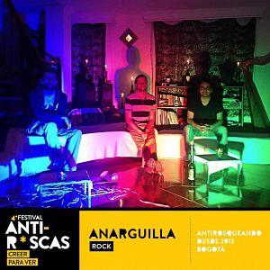 Anarguilla, Bandas de Rock Alternativo Experimental de Bogotá.