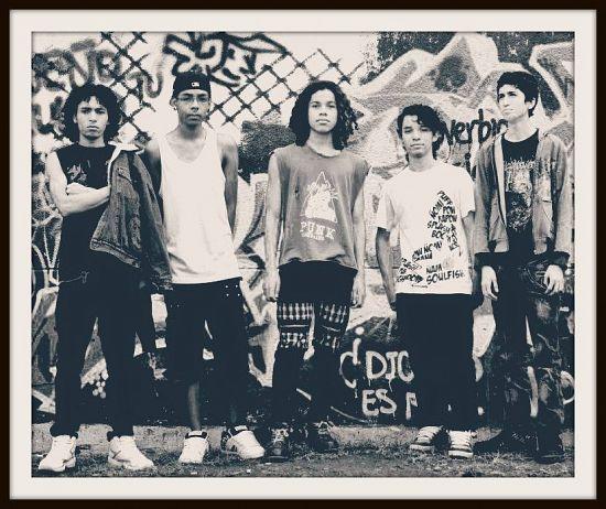 Antexedentez, Imagenes de Bandas de Metal & Rock Colombianas