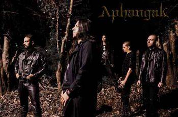 Aphangak, Bandas de Metal Oscuro de Marinilla, Antioquia.