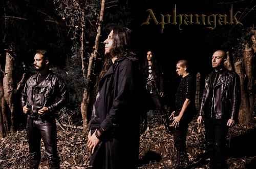 Aphangak, Imagenes de Bandas de Metal & Rock Colombianas