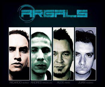 Argals, Bandas de Metal Experimental de Bogota.