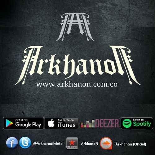 Arkhanon, Imagenes de Bandas de Metal & Rock Colombianas