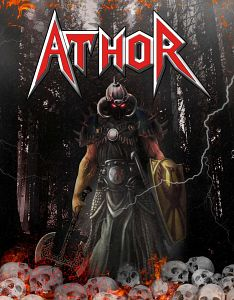 Athor , Bandas de Thrash Speed Metal de Bogotá.