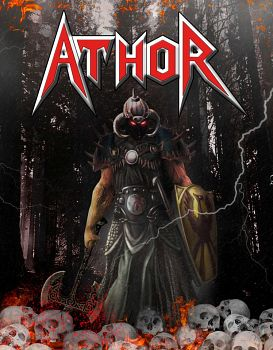 Athor, Bandas de Thrash Speed Metal de Bogotá.