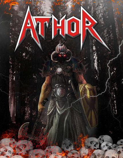Athor , Imagenes de Bandas de Metal & Rock Colombianas