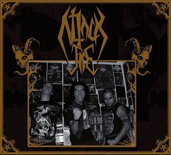 Attack Fire, Bandas de Blasphemer Thrash Metal de Cali.