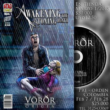 Awakening The Atoning Death, Bandas de Melodic Death Metal de Bogotá.