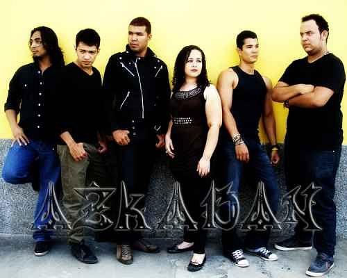 Azkaban, Imagenes de Bandas de Metal & Rock Colombianas