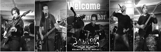 Balrog, Imagenes de Bandas de Metal & Rock Colombianas