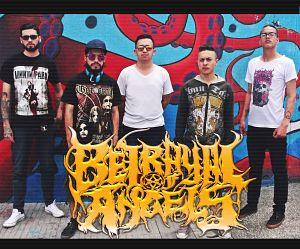 betrayalofangels Bandas de Thrash Metal