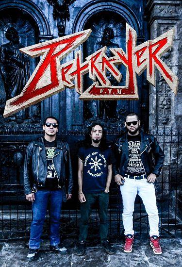 Betrayer F.T.M., Imagenes de Bandas de Metal & Rock Colombianas