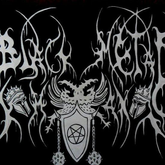 Black Metal Kommando, Imagenes de Bandas de Metal & Rock Colombianas