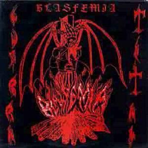 blasfemia Bandas de Black Thrash Metal