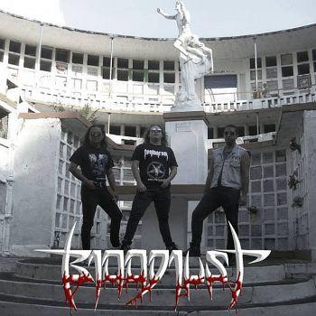 Bloodlust, Bandas de Speed Thrash Metal de Medellín.