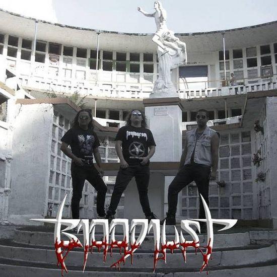 Bloodlust, Imagenes de Bandas de Metal & Rock Colombianas