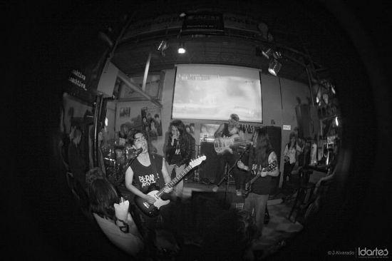 Burana Polar, Imagenes de Bandas de Metal & Rock Colombianas