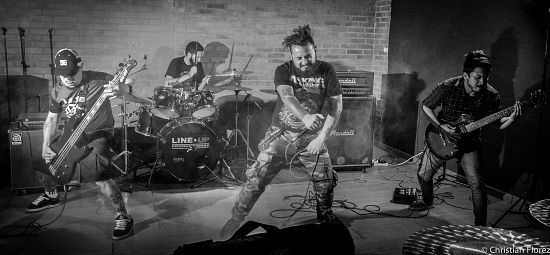 Burialrape, Imagenes de Bandas de Metal & Rock Colombianas