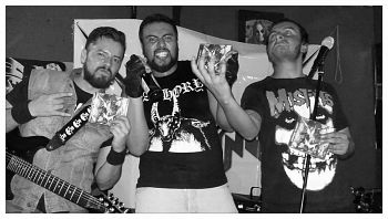 Burning, Bandas de Thrash Speed Metal de Bogota.