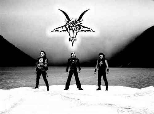 Cabra Negra, Imagenes de Bandas de Metal & Rock Colombianas