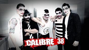 Calibre 38, Bandas de Punk Rock de Medellín.