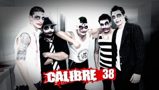 Calibre 38, Imagenes de Bandas de Metal & Rock Colombianas
