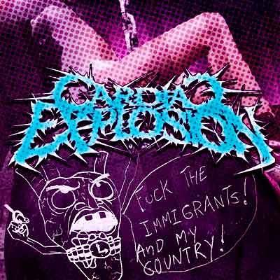 Cardiac Explosion, Imagenes de Bandas de Metal & Rock Colombianas