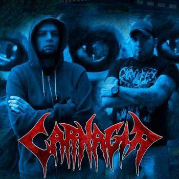 Carnagia, Bandas de Brutal Death Metal de Bogotá.