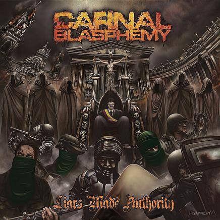 Carnal Blasphemy, Imagenes de Bandas de Metal & Rock Colombianas