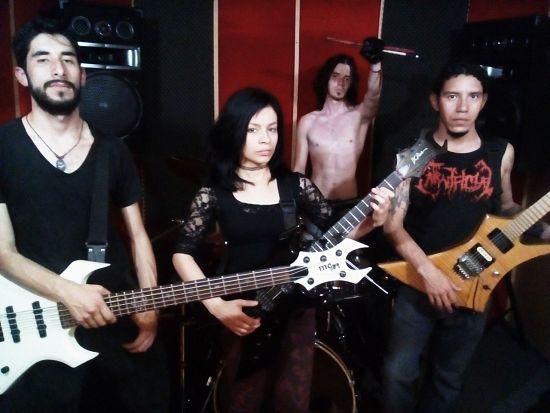 Carnificial, Imagenes de Bandas de Metal & Rock Colombianas