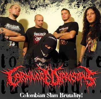 Carnivore Diprosopus, Bandas de Brutal Death Metal de Bogota.