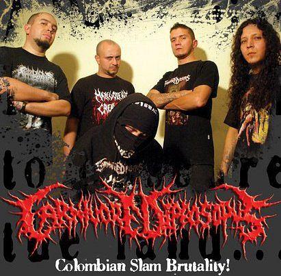 Carnivore Diprosopus, Imagenes de Bandas de Metal & Rock Colombianas