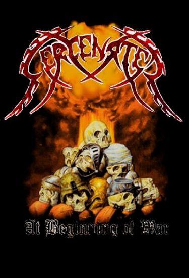 Cercenated, Imagenes de Bandas de Metal & Rock Colombianas