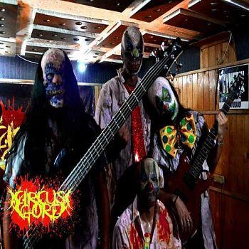 Circus Gore, Bandas de Death Metal, Grindcore de Bogota.
