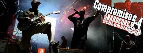 Compromiso Hardcore, Imagenes de Bandas de Metal & Rock Colombianas