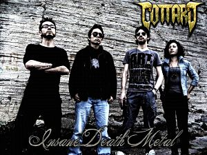 cottard Bandas de insane death metal