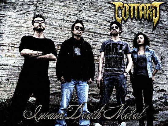 Cottard, Imagenes de Bandas de Metal & Rock Colombianas