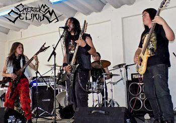 Creatum Delirium, Bandas de Metal Latino de Bogotá.