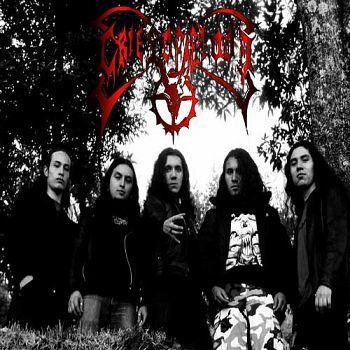 Cries Of Blood, Bandas de Blackened Death Metal de Bogota.