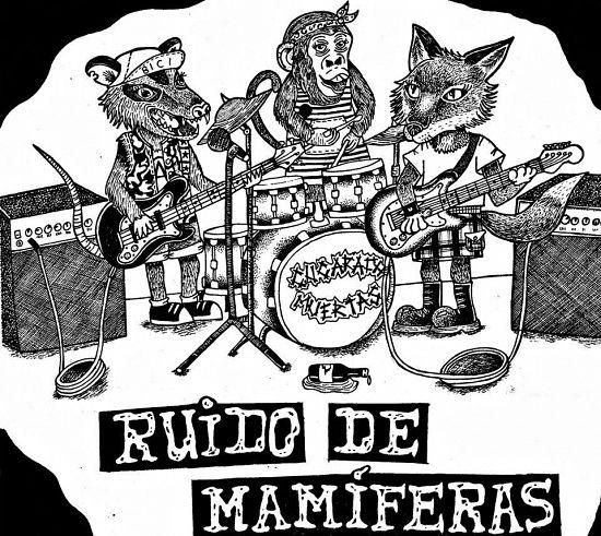 Cucarachas Muertas, Imagenes de Bandas de Metal & Rock Colombianas